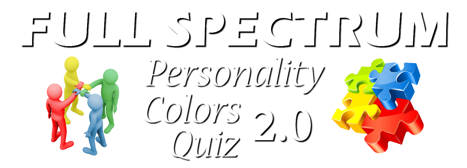 Personality Colors Quiz - Full Spectrum Communication