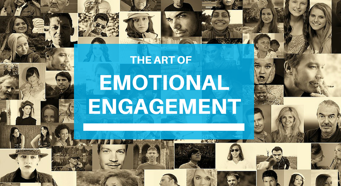 The art of emotional engagement