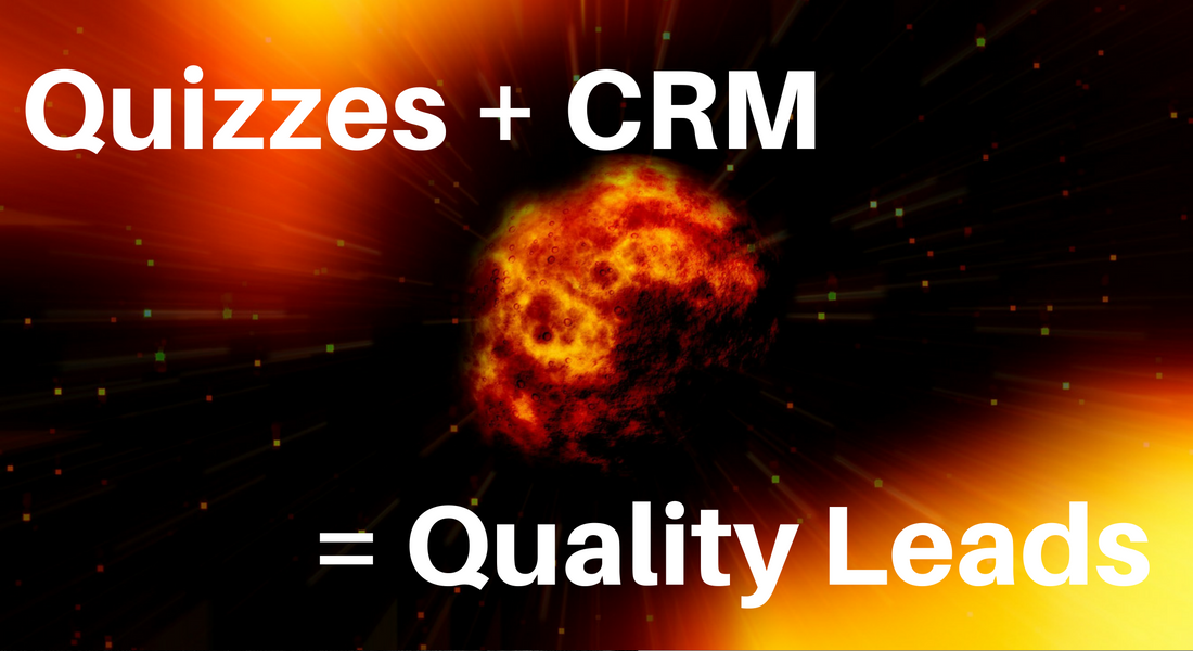 Use quizzes to qualify leads