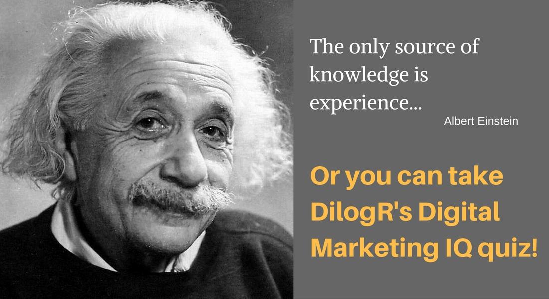 Digital Marketing IQ quiz
